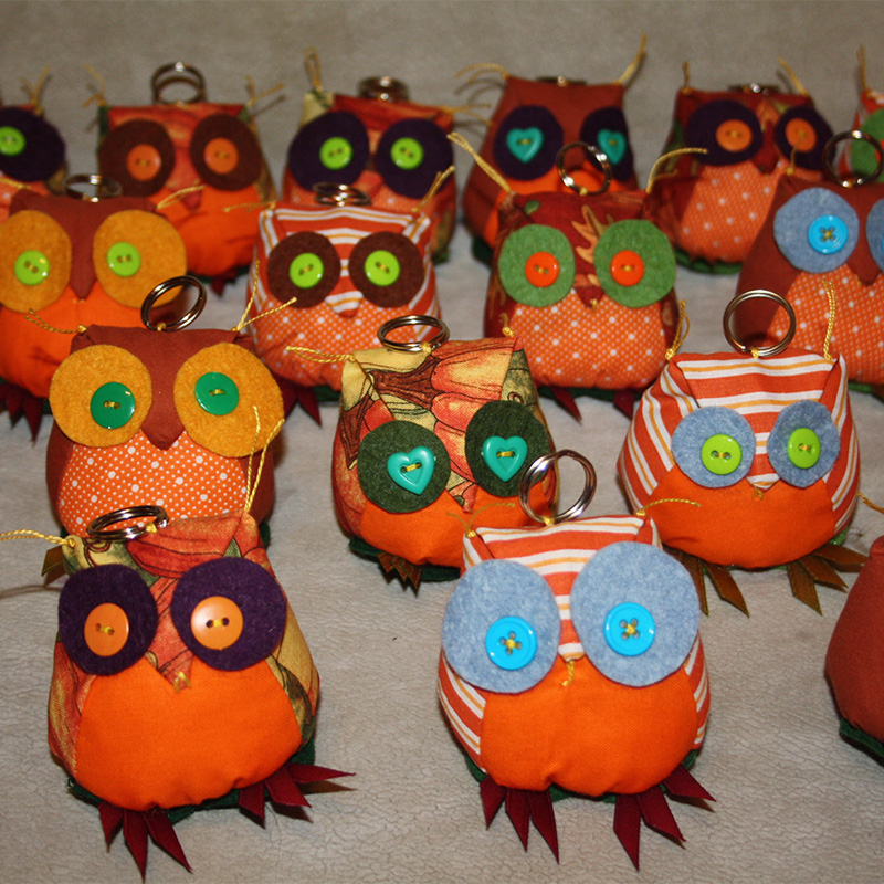 The owl army